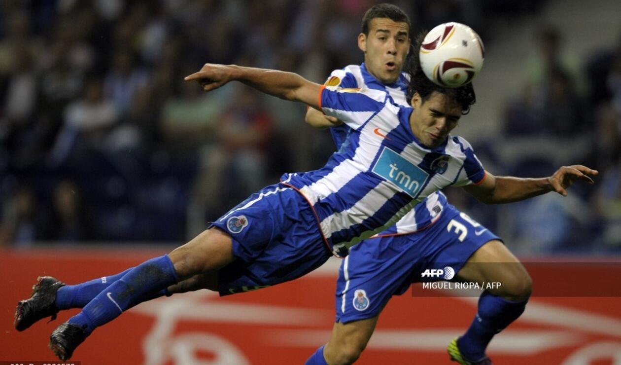 Falcao, Europa League