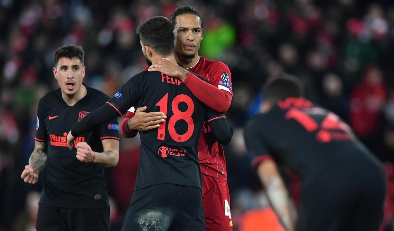 Liverpool - Atlético de Madrid