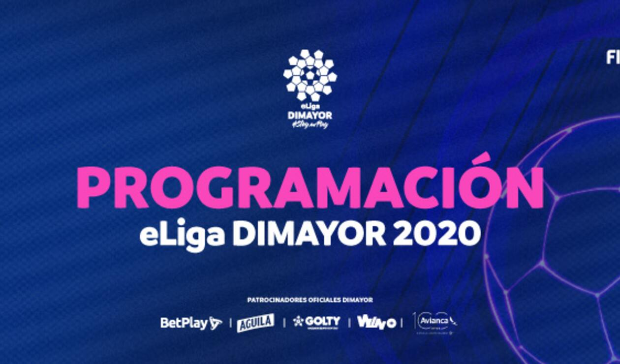 Liga Betplay Virtual En Vivo Fecha Hora Y Tv Win Sports Por Dimayor Antena 2