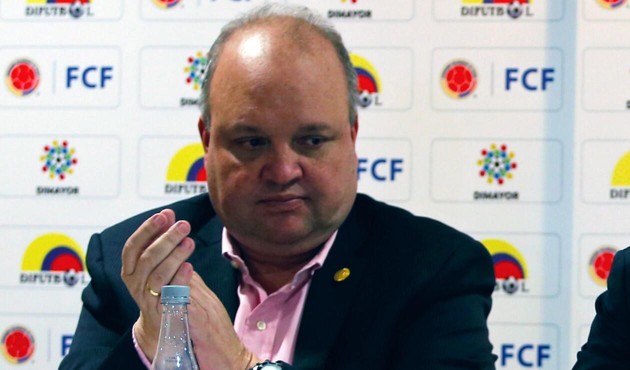 Jorge Enrique Vélez, Dimayor