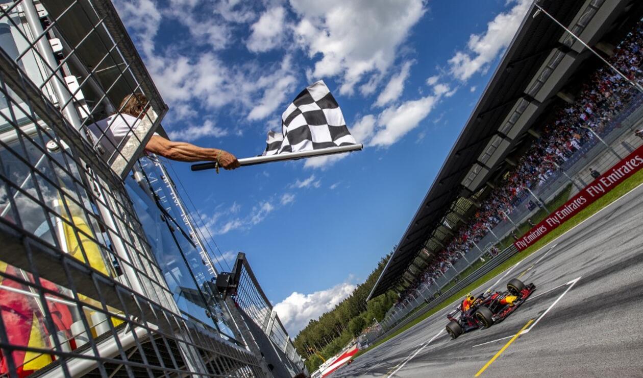 Gran Premio de Austria, Fórmula 1