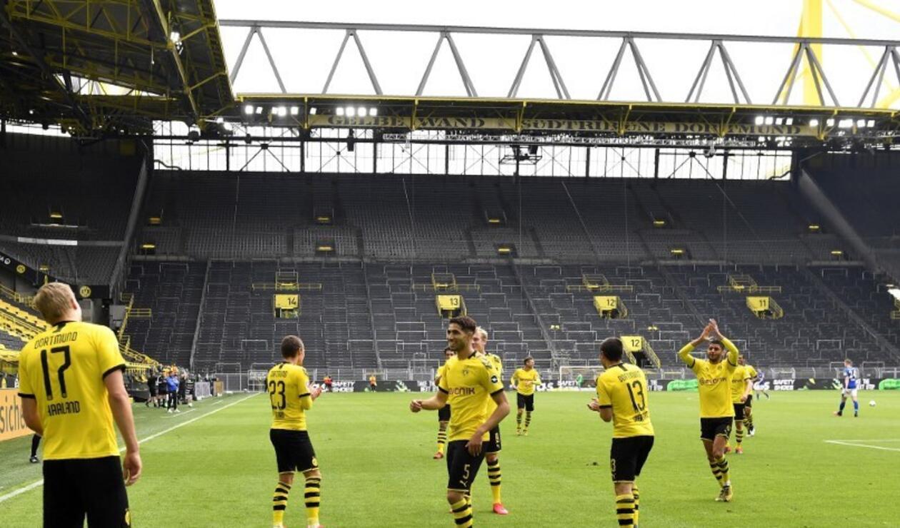 Borussia Dortmund vs Schalke 04 - 2020