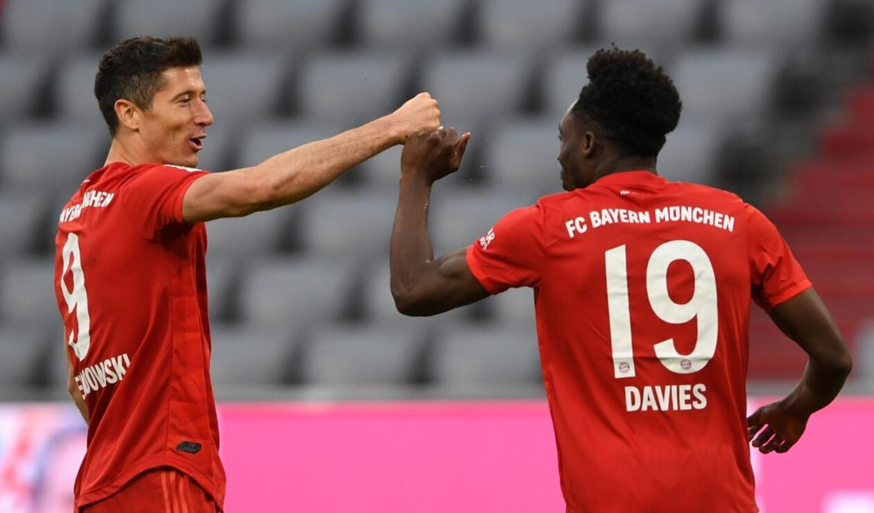 Bayern Munich - Bundesliga 2020