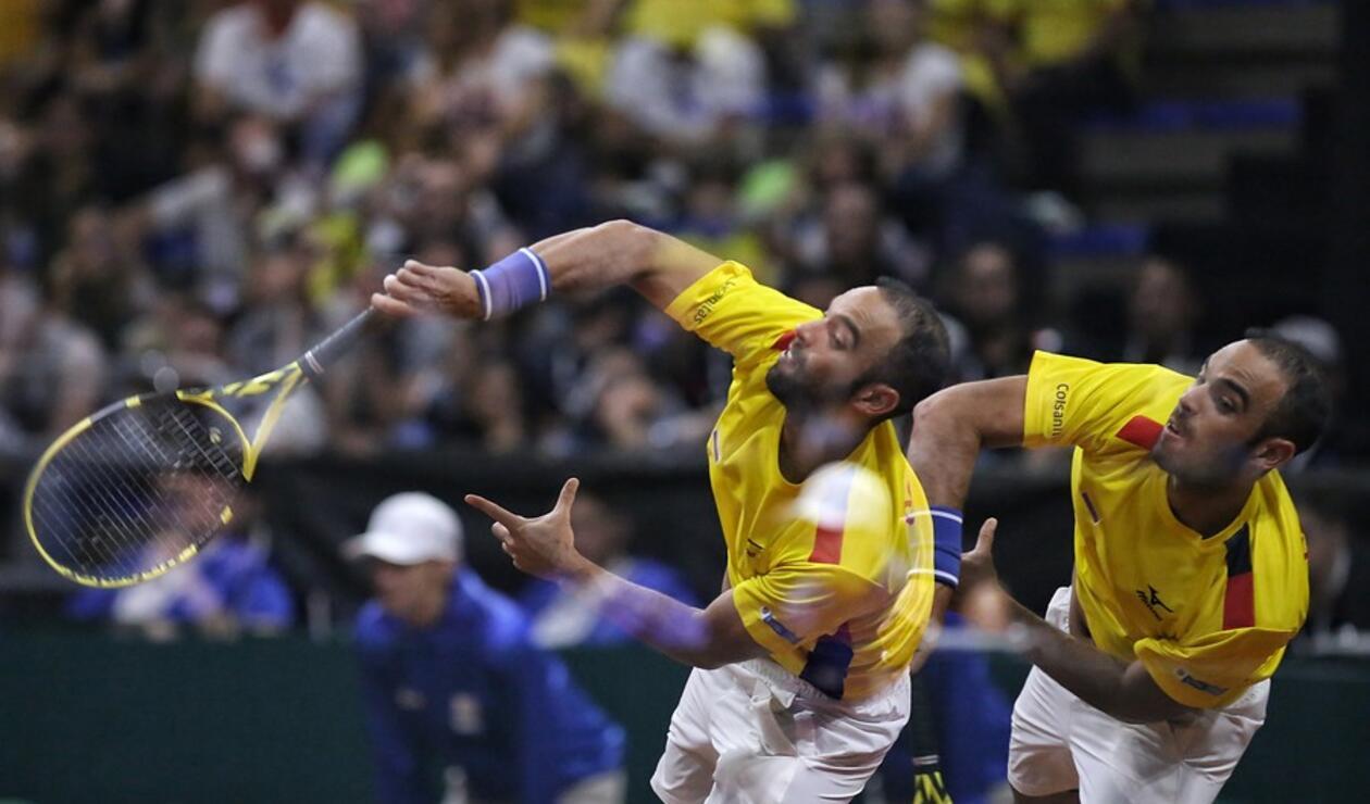 Juan Sebastián Cabal, Copa Davis