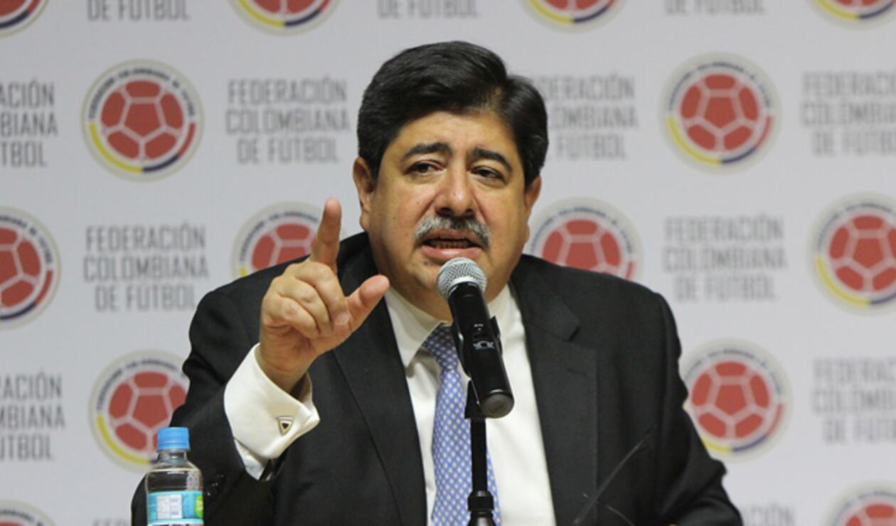 Selección Colombia: las movidas de Luis Bedoya para no ir a la cárcel |  Antena 2