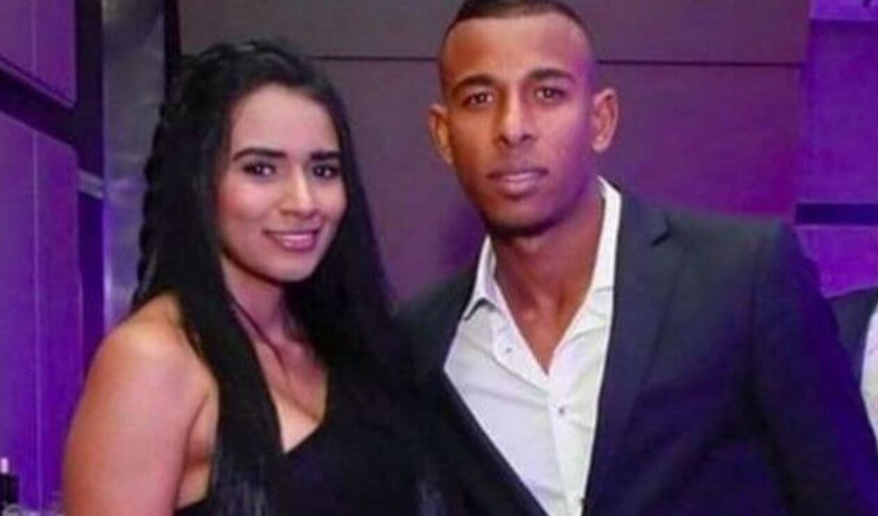 Daniela Cortés y Sebastián Villa