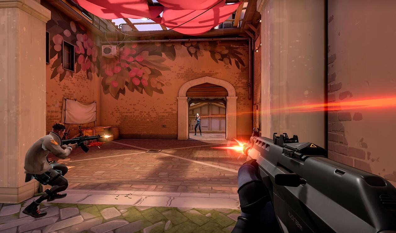Valorant, multijugador de disparos de Riot Games