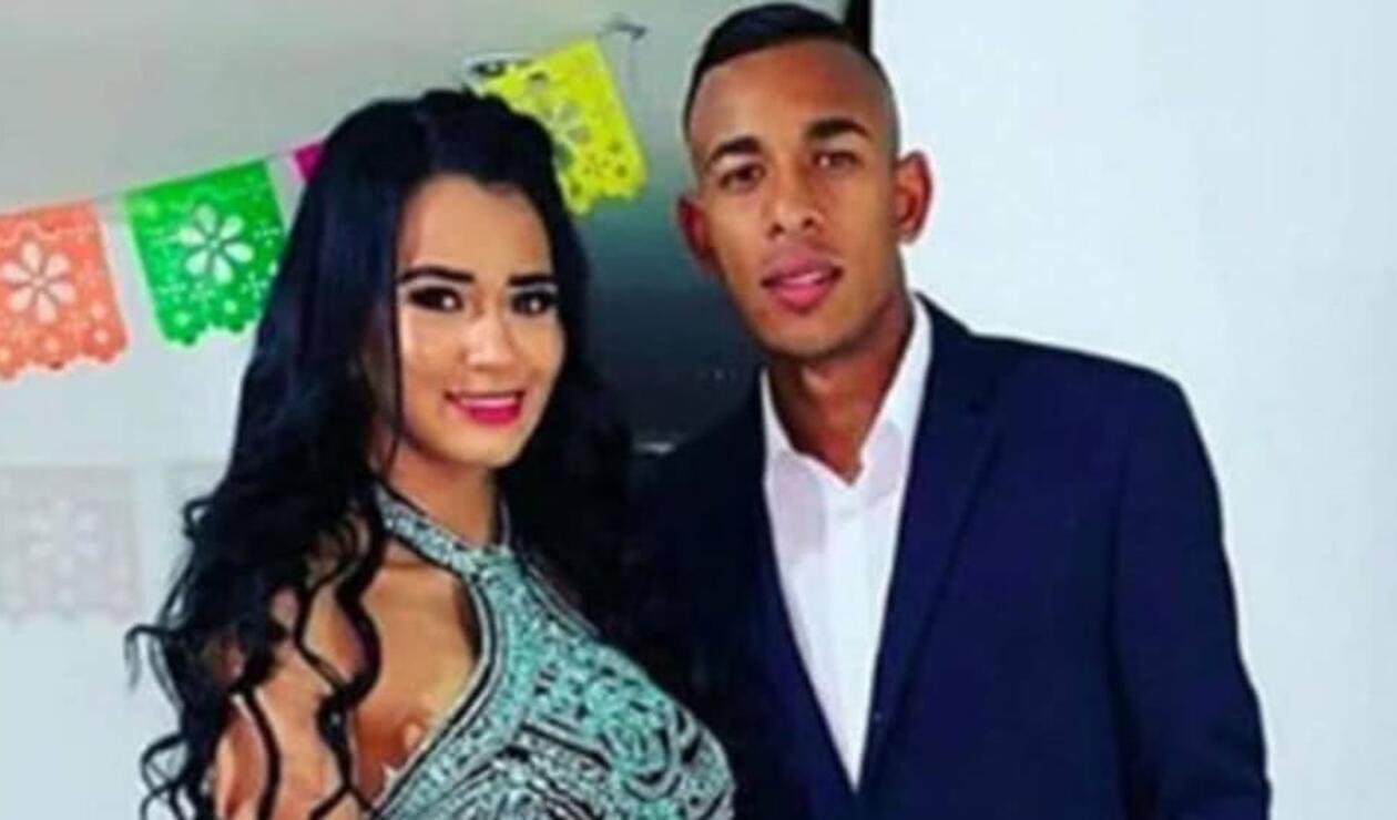 Sebastián Villa y Daniela Cortés