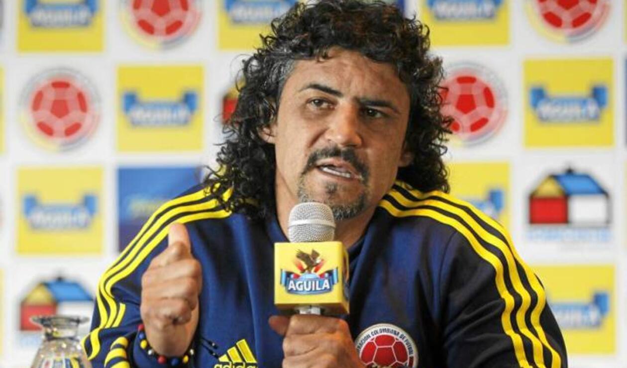 Leonel Álvarez - Selección Colombia