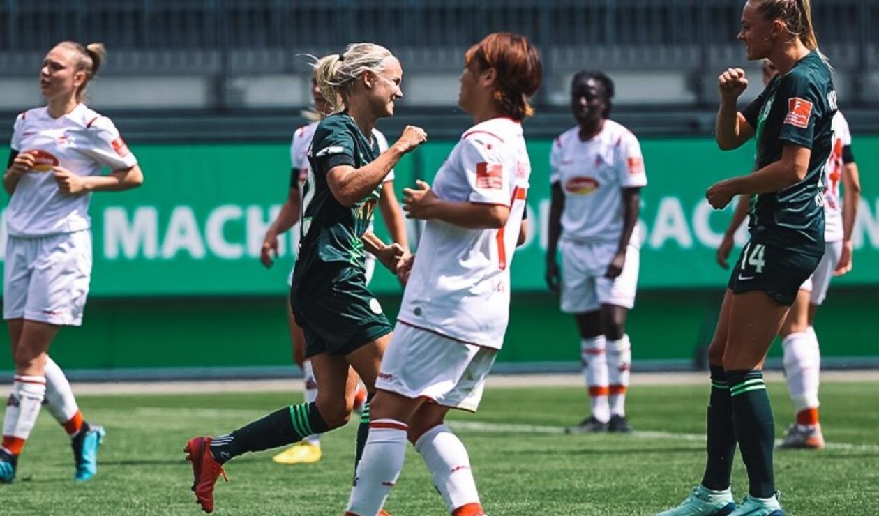 Wolfsburgo femenino