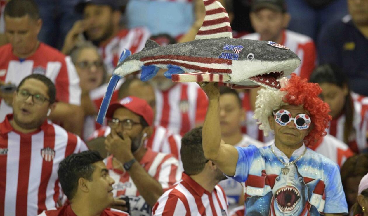 Junior, Copa Libertadores