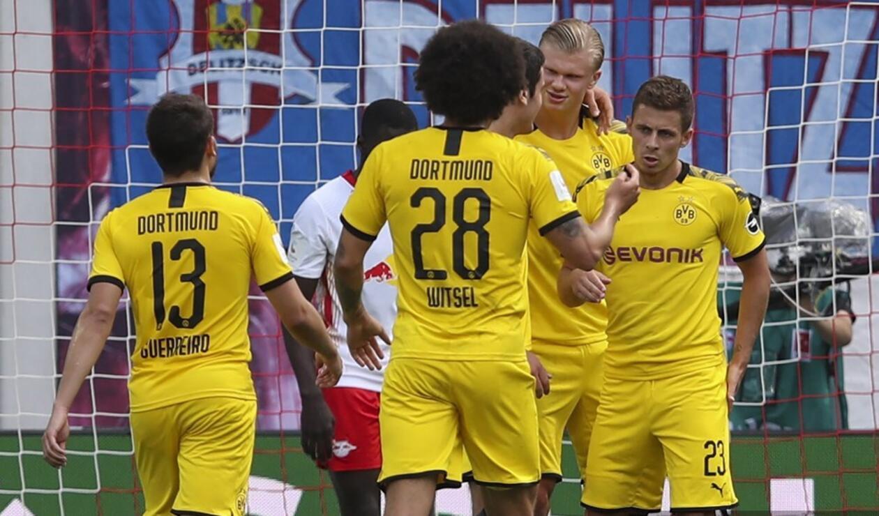 Borussia Dortmund vs Leipzig