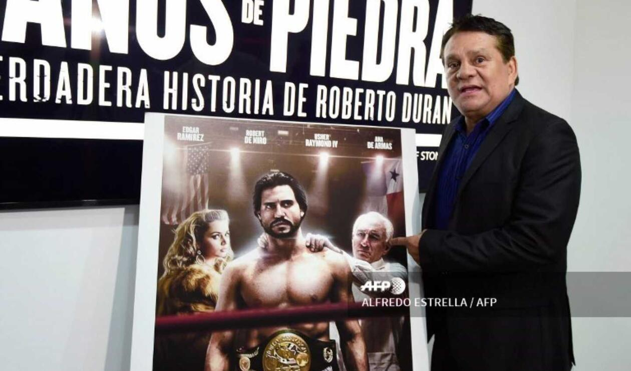 Roberto 'Manos de Piedra' Durán