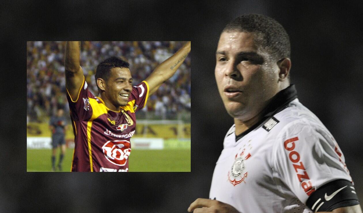 Wílder Medina, Ronaldo