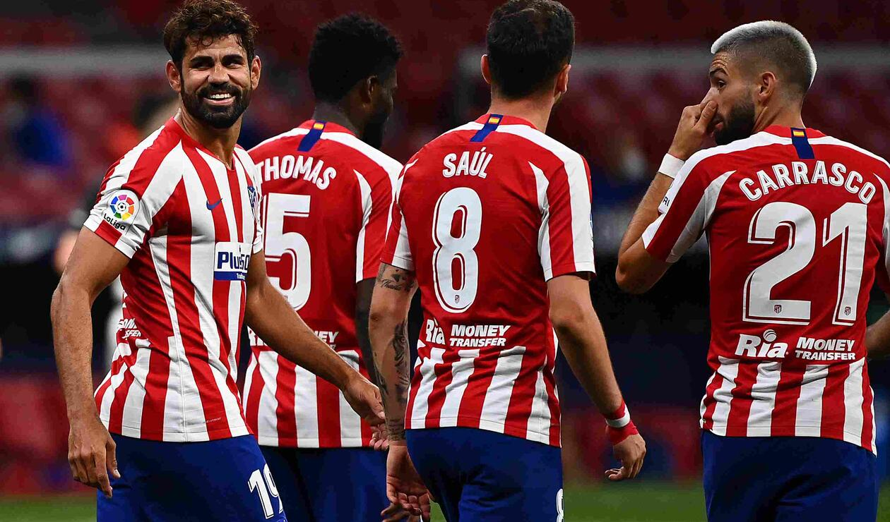 Atlético de Madrid, equipo español