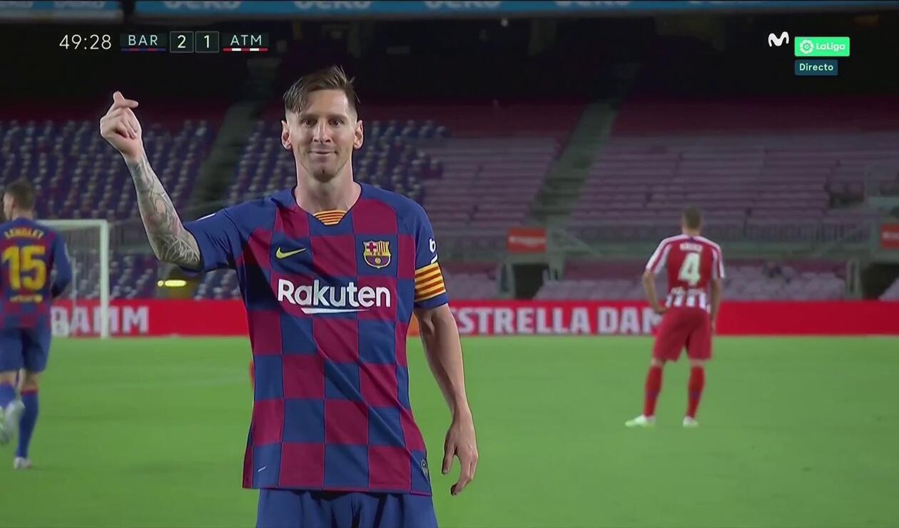 Lionel Messi, gol 700