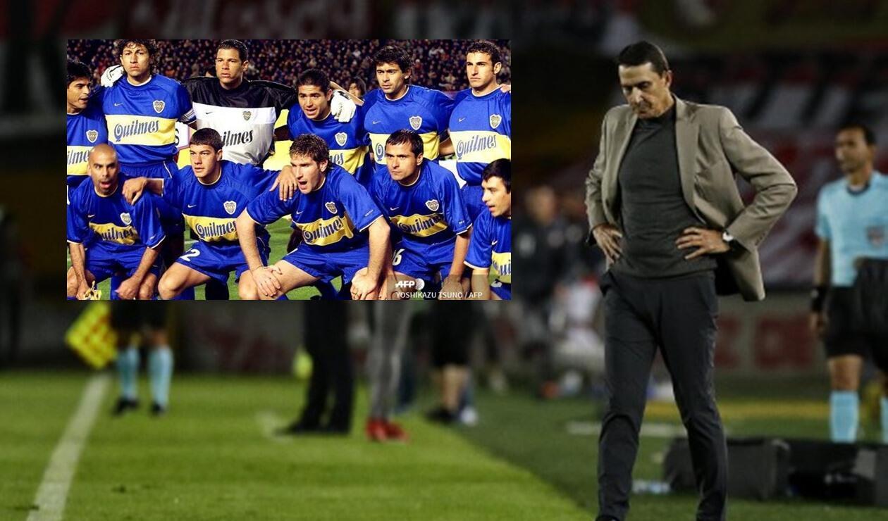 Guimaraes - Boca Juniors
