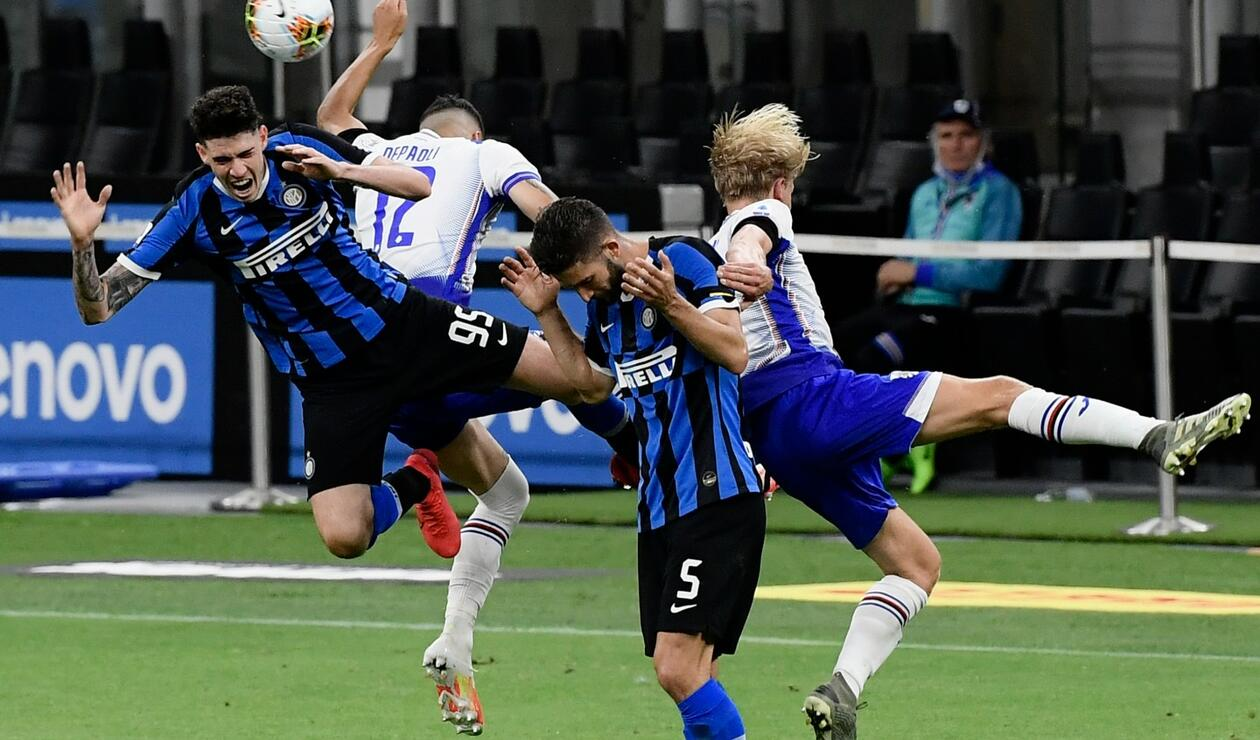 Inter vs. Sampdoria - Serie A