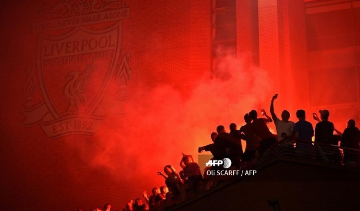 Liverpool campeón 2019-2020
