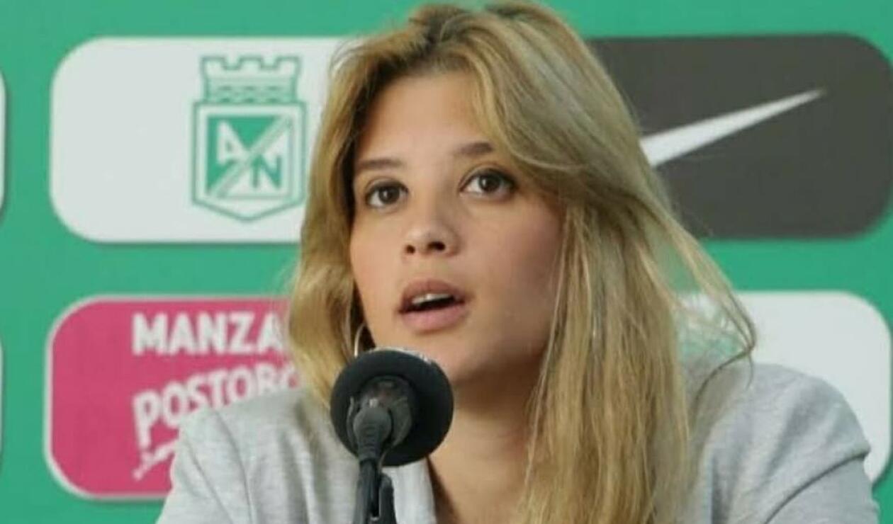 Sofía Navarro, Atlético Nacional