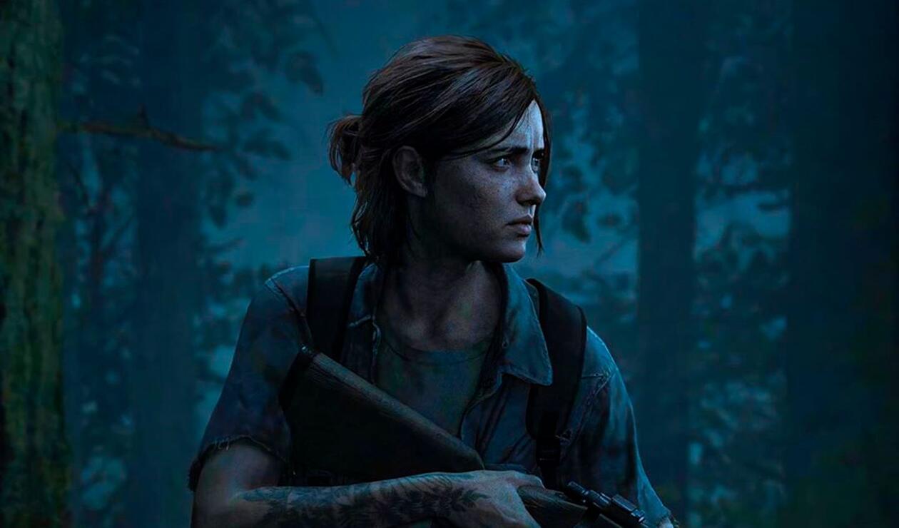 Ellie en The Last of Us: Part II
