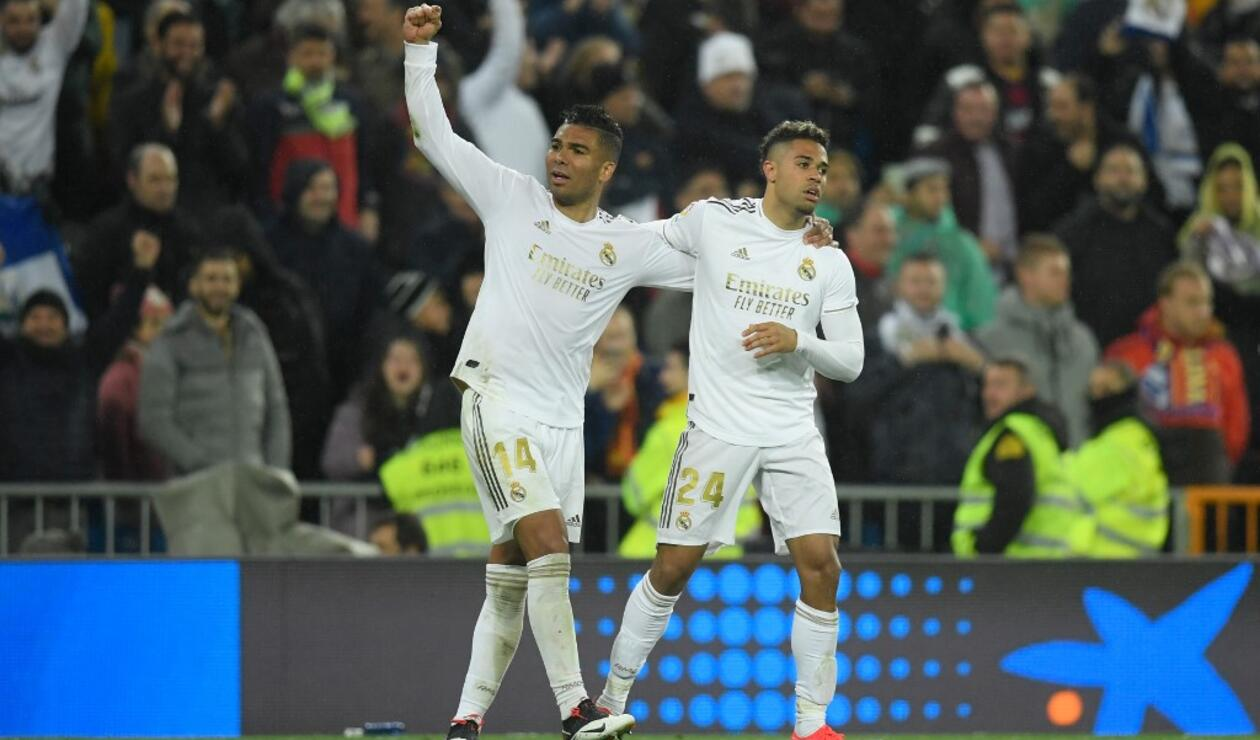 Mariano - Real Madrid