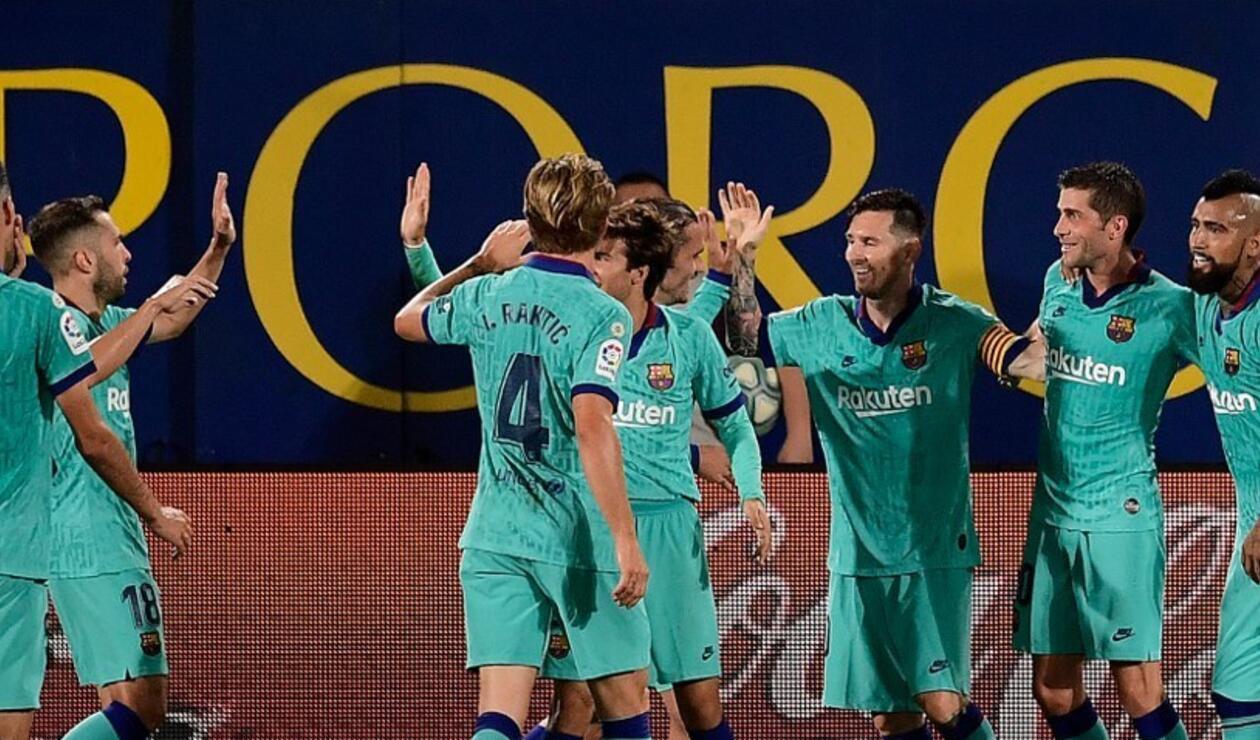 Barcelona quiere sorprender a Bayern Munich