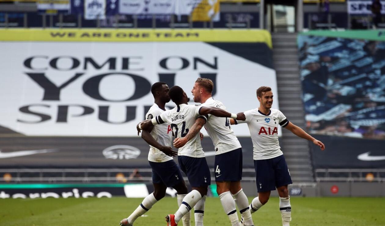 Tottenham vs Arsenal 2020
