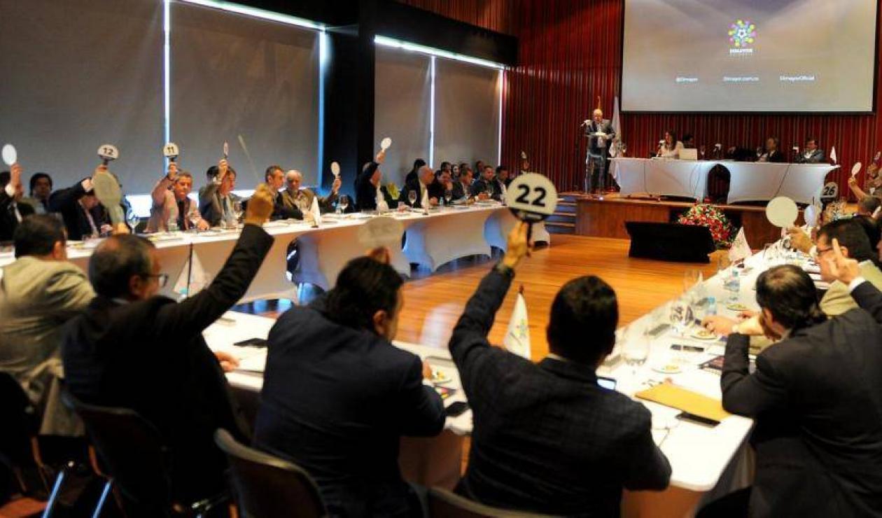 Dimayor en reunión