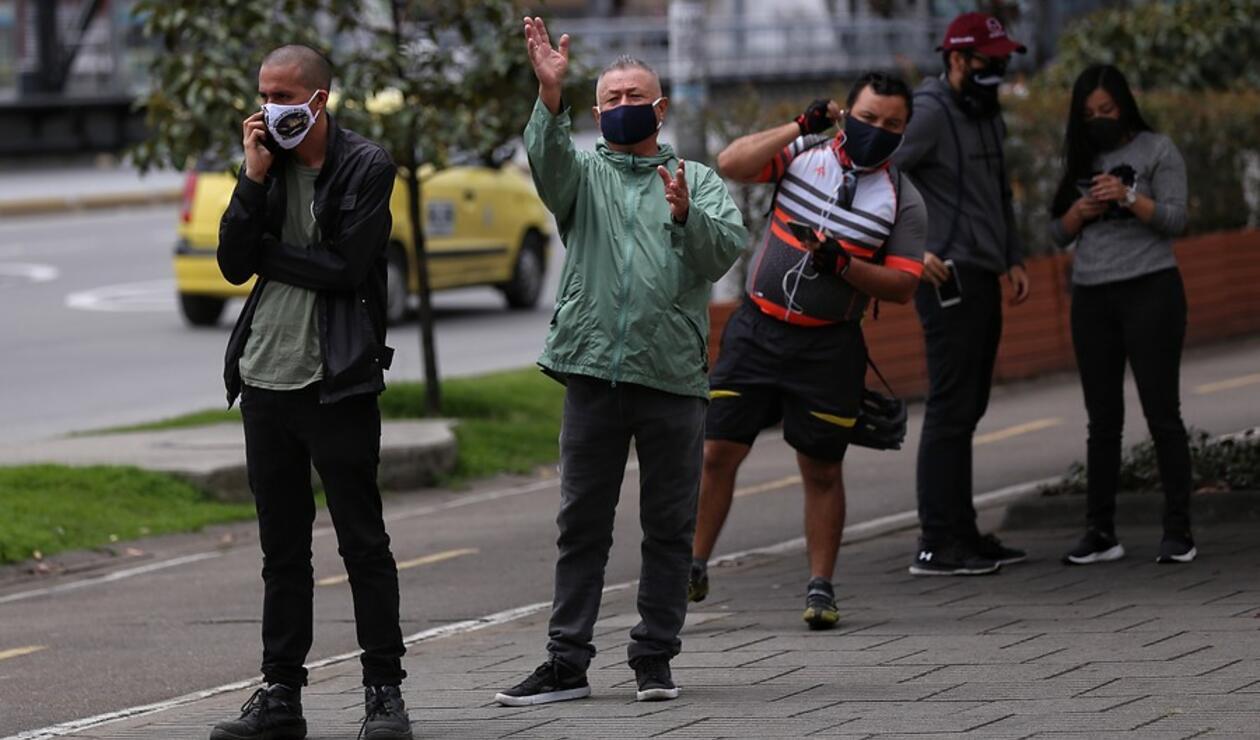 Pico y cedula en Bogotá
