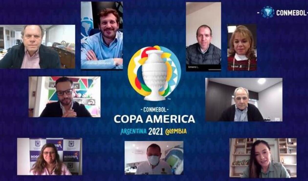 Reunión Copa América