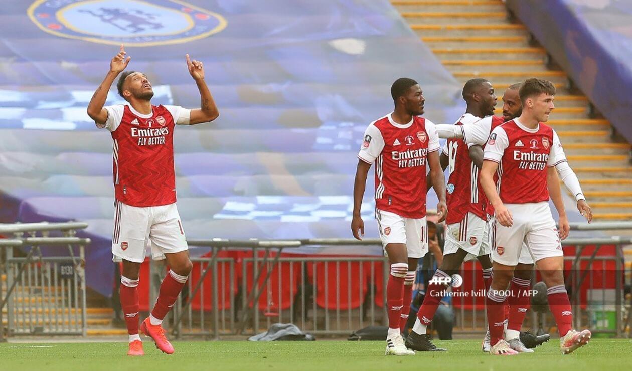 Arsenal vs Chelsea - FA Cup 2020