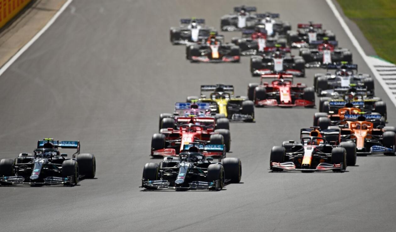 Gran Premio de España, Fórmula 1