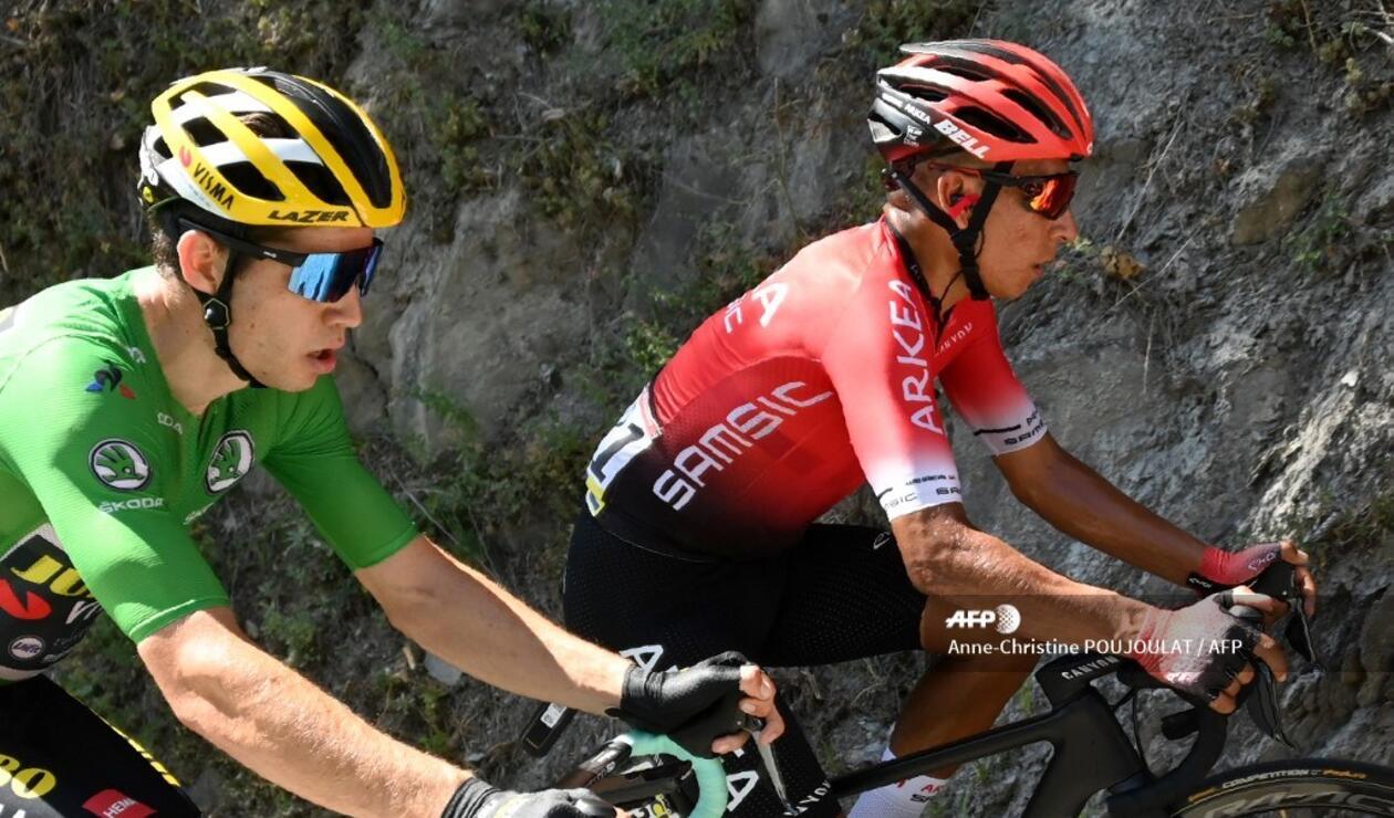 Nairo Quintana, Tour de Francia, Arkea