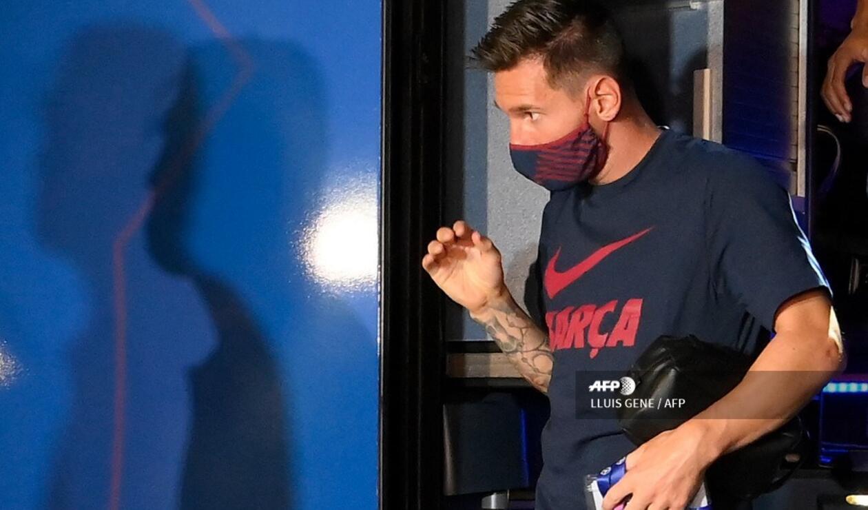 Lionel Messi 2020 - Barcelona