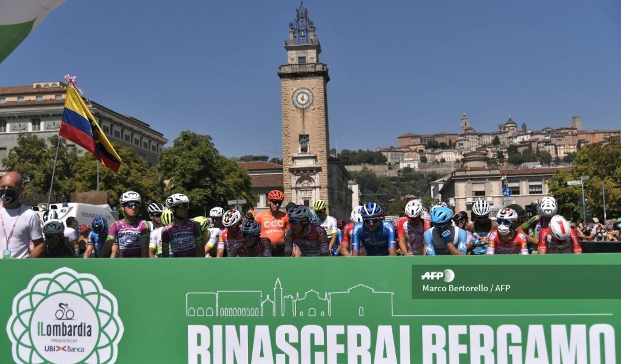 Ciclismo en Italia