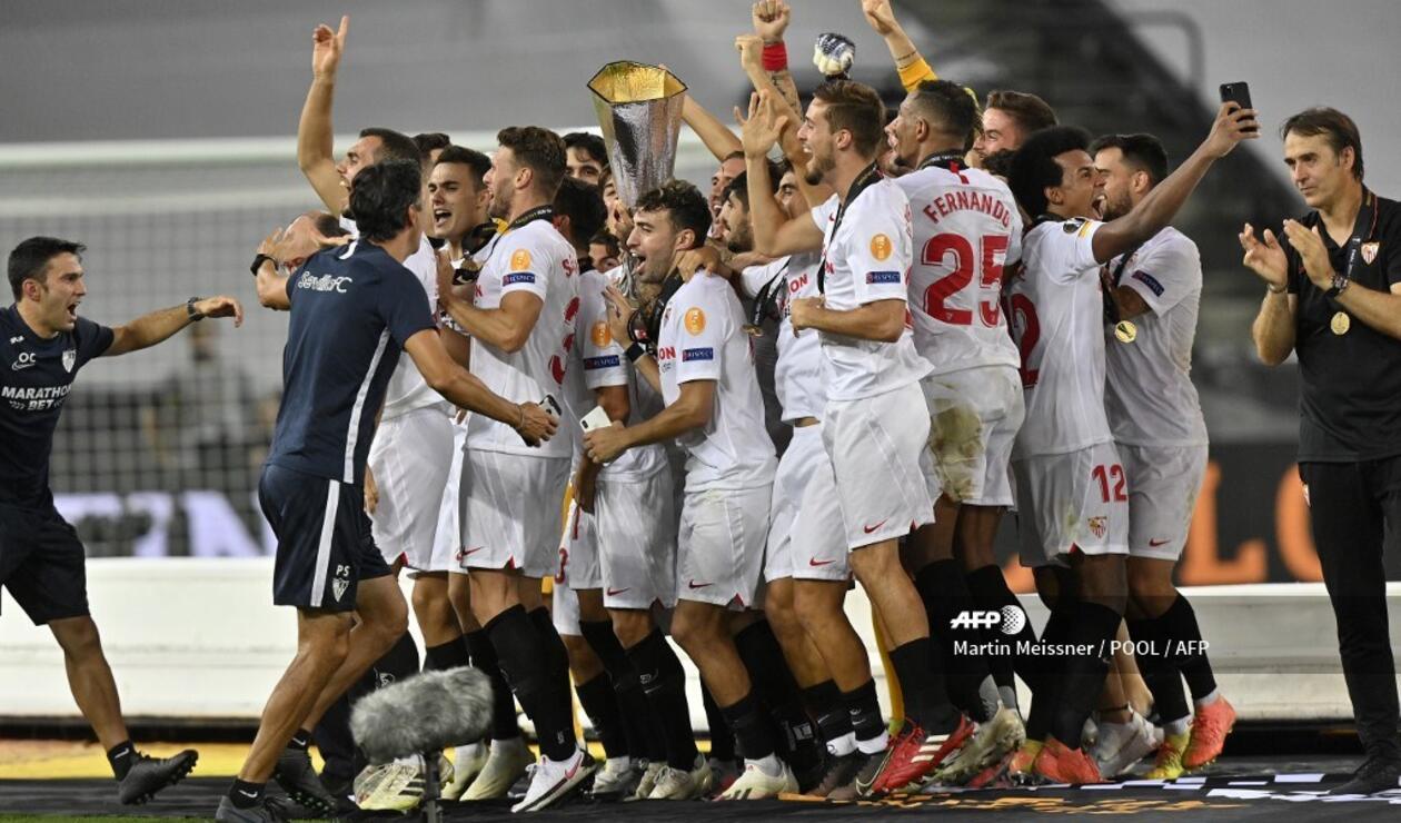 Europa League, Sevilla