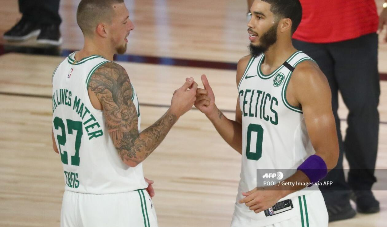 Boston Celtics - Playoffs 2020