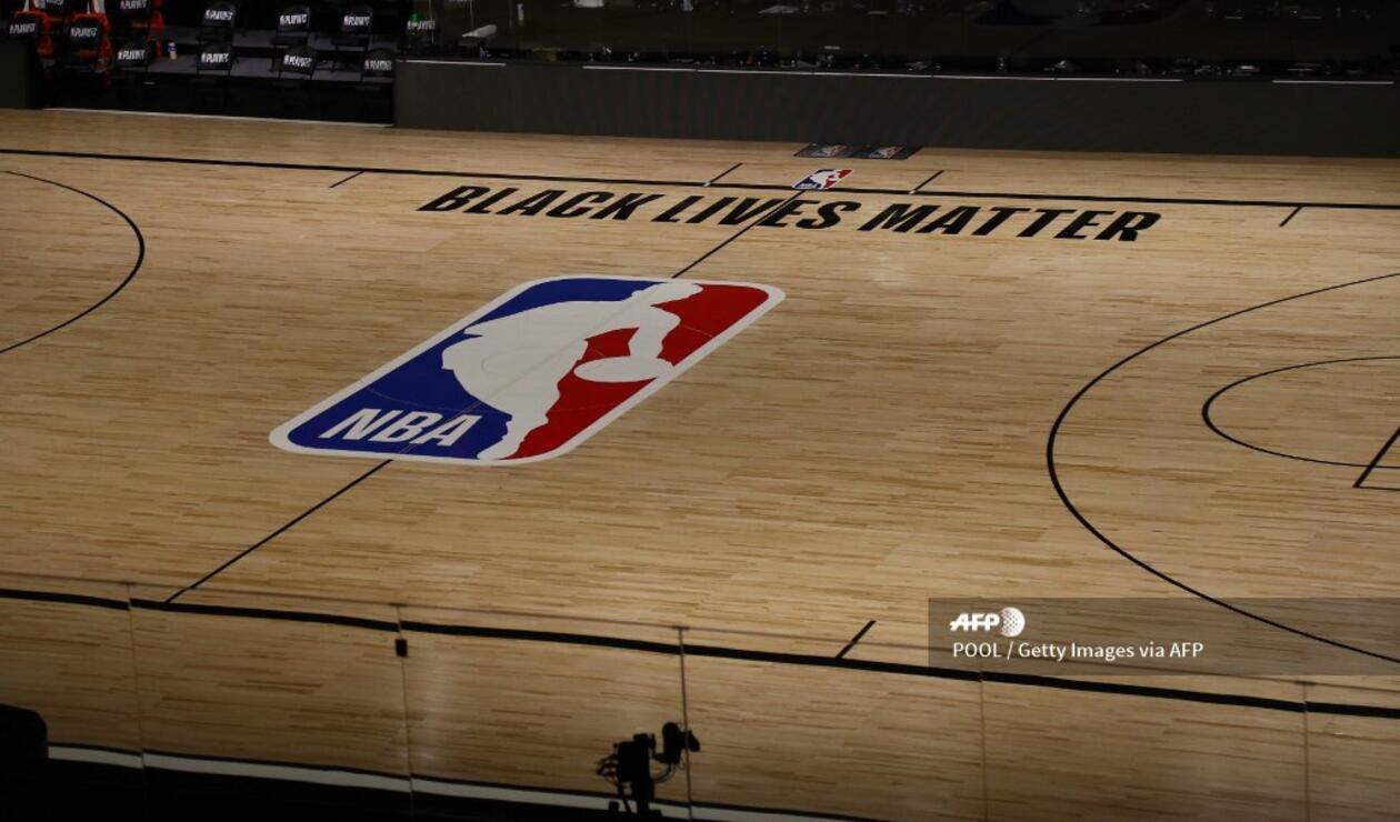 NBA protestas
