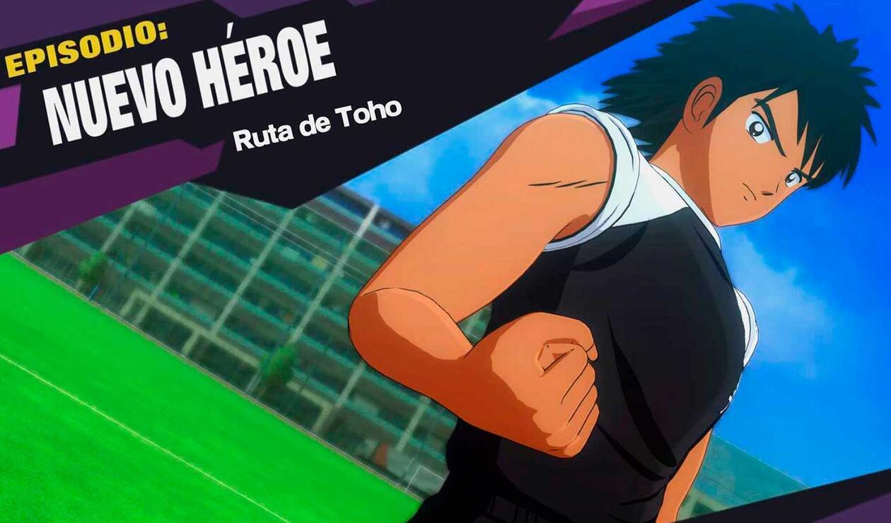 Modo nuevo héroe de Captain Tsubasa: Rise of New Champions