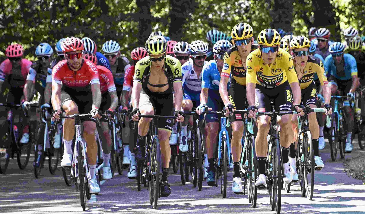 Critérium del Dauphiné, etapa 2