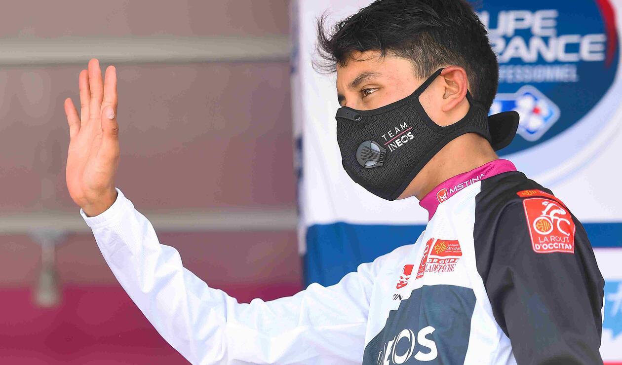 Egna Bernal, ganador de la Ruta a Occitania