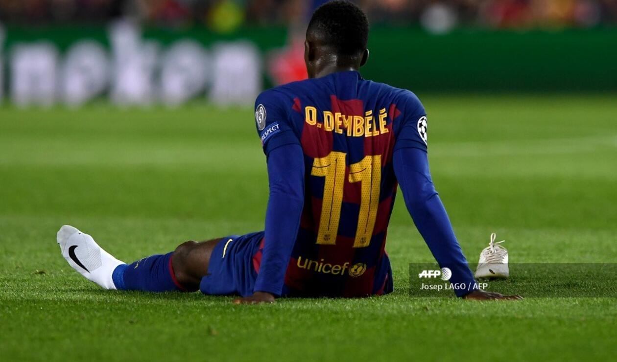 Ousmane Dembélé, FC Barcelona