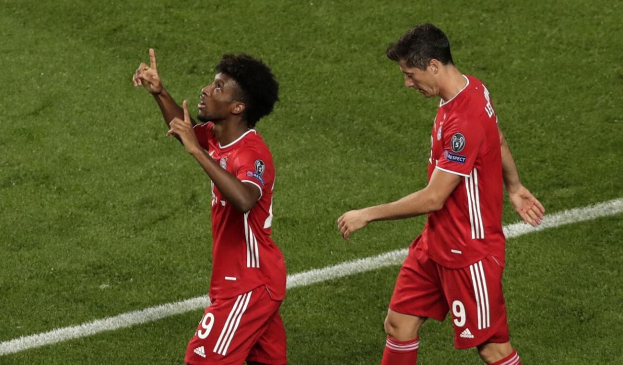Bayern Munich, Schalke 04, Bundesliga
