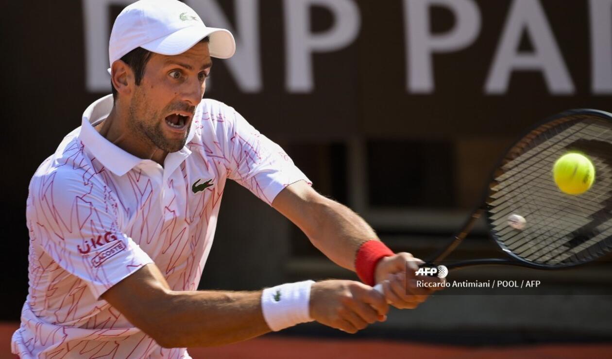 Novak Djokovic, Masters 1000 de Roma