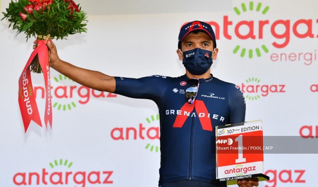 Richard Carapaz - Tour de Francia 2020