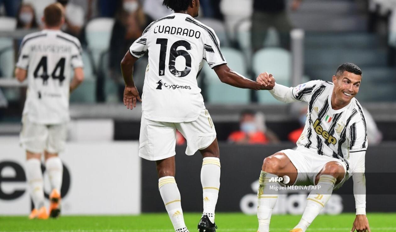 Juan Guillermo Cuadrado - Juventus 2020