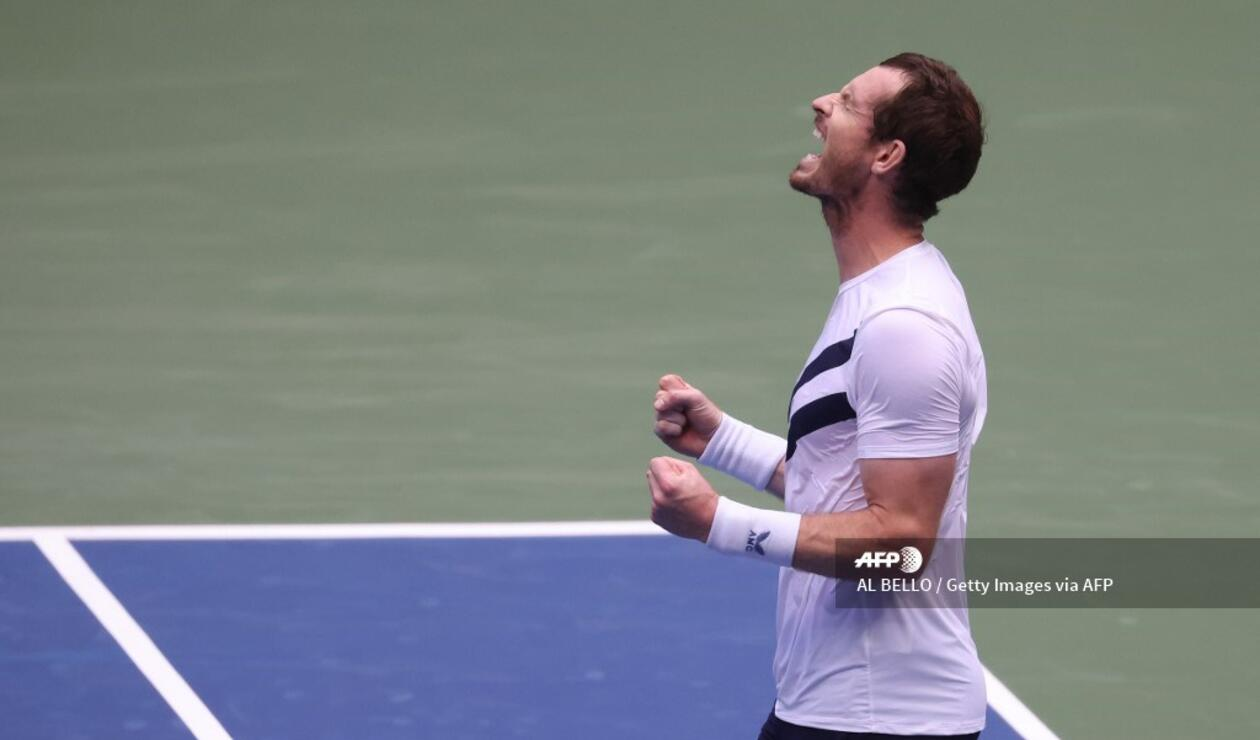Andy Murray - US Open 2020