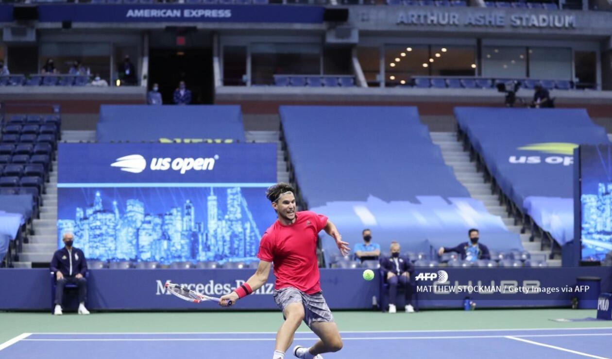 Dominic Thiem - US Open