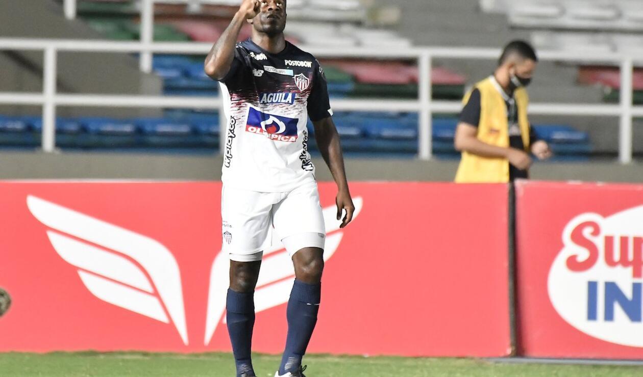 Carmelo Valencia - Junior 2020